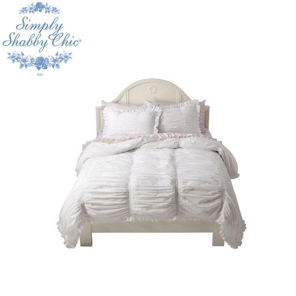 画像1: シンプリーシャビーシック 布団カバー、枕カバーセット